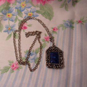 Sarah Coventry Roman Holiday Pendant Necklace